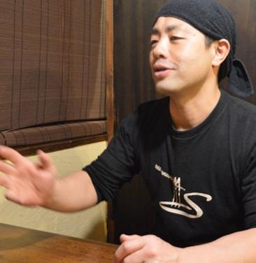1.株式会社SANTA CALA (麺や食堂)本厚木 望月社長