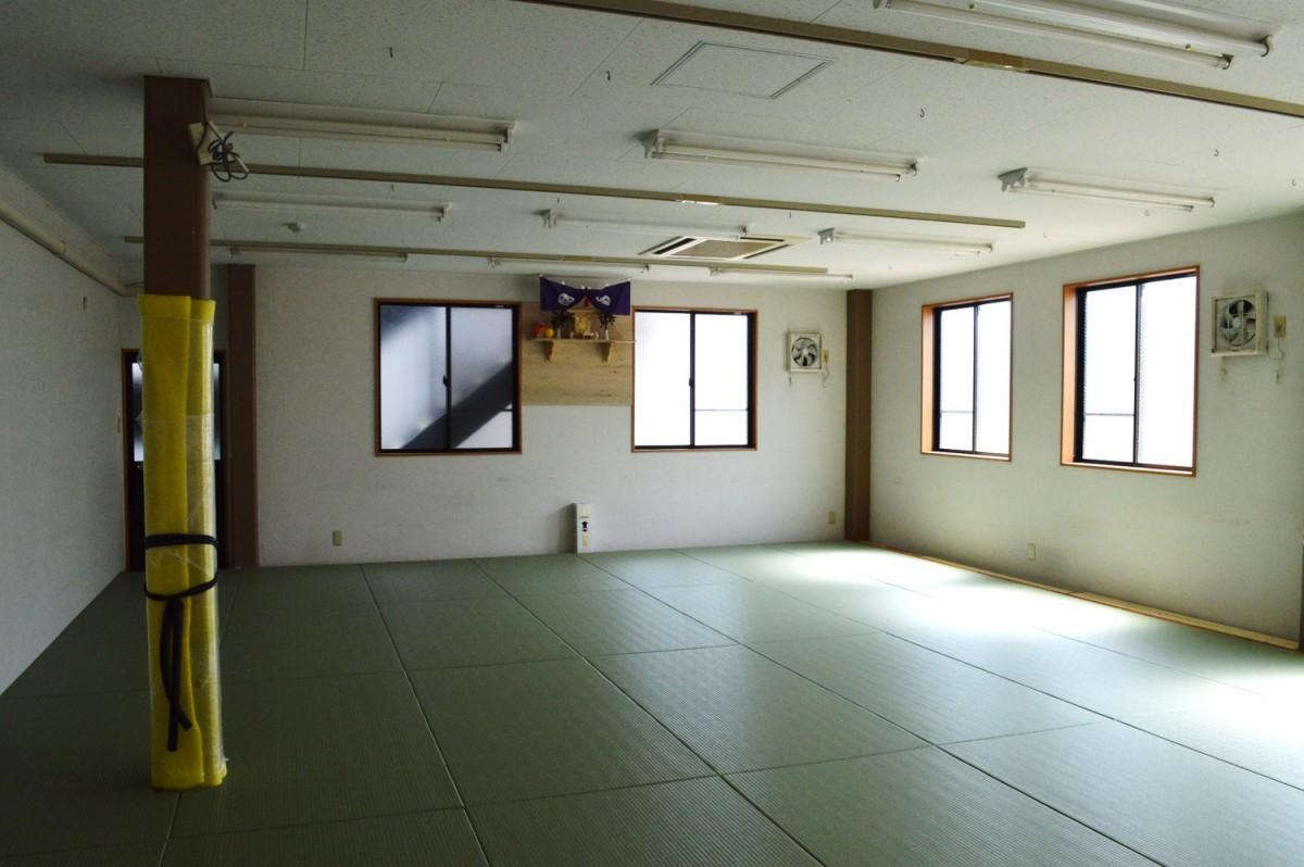 メンマ工場 タケマン 道場