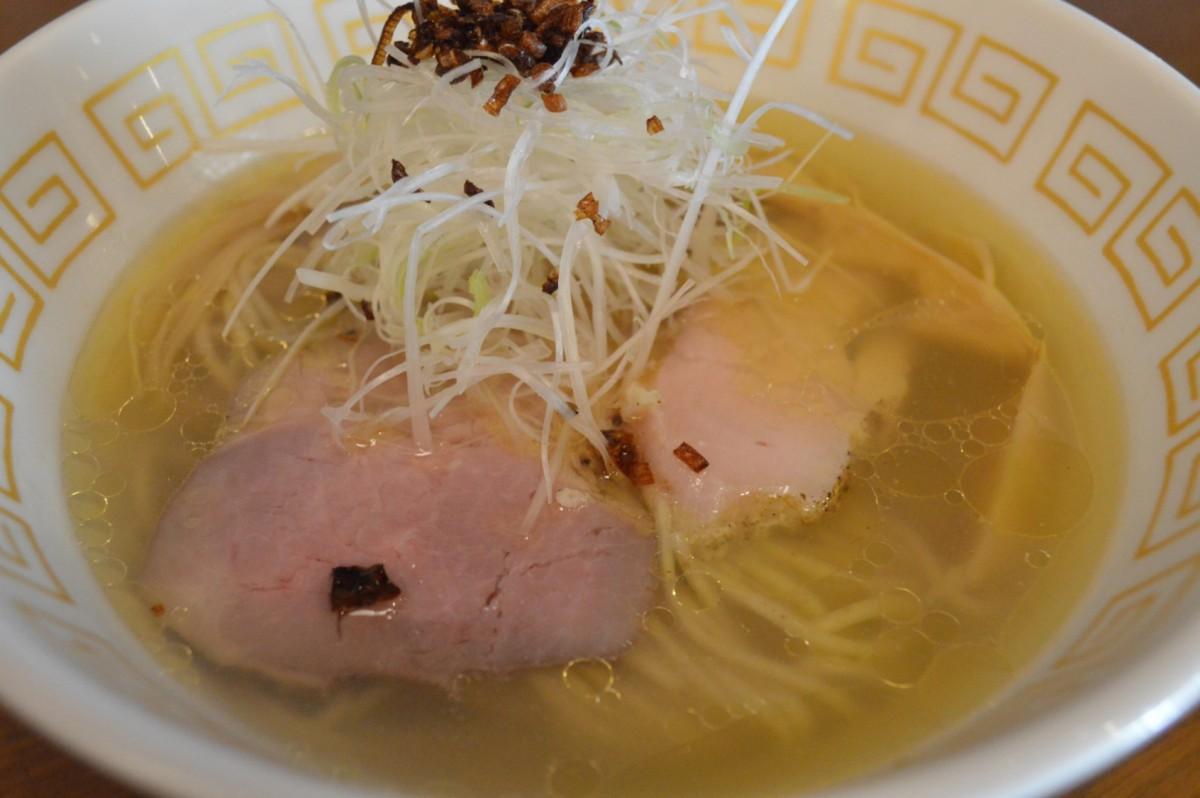 中村麺三郎商店 塩ラーメン 淵野辺駅 キンキンラーメン道