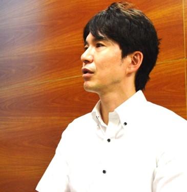 株式会社オーファス 小川社長